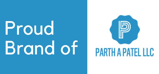 Brandarrow Agency - PARTH A PATEL LLC Badge (Proud Brand of)