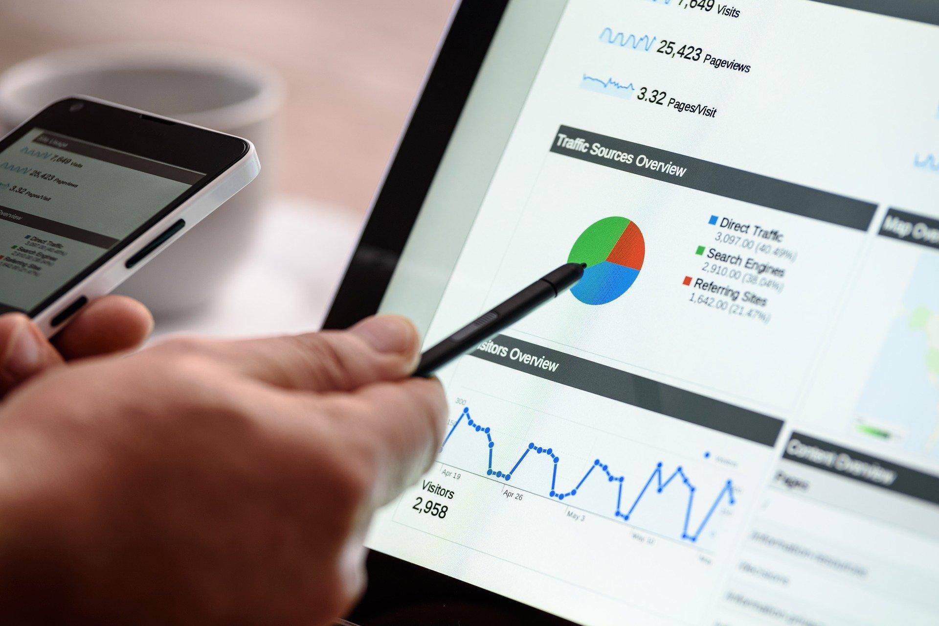 Digital Marketing (Background: pixabay.com)