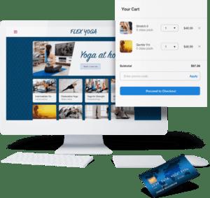 Brandarrow - brandSuite: Website Pro (Desktop - E-Commerce Cart)