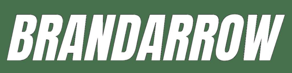Brandarrow Agency - Text Logo (White/White)