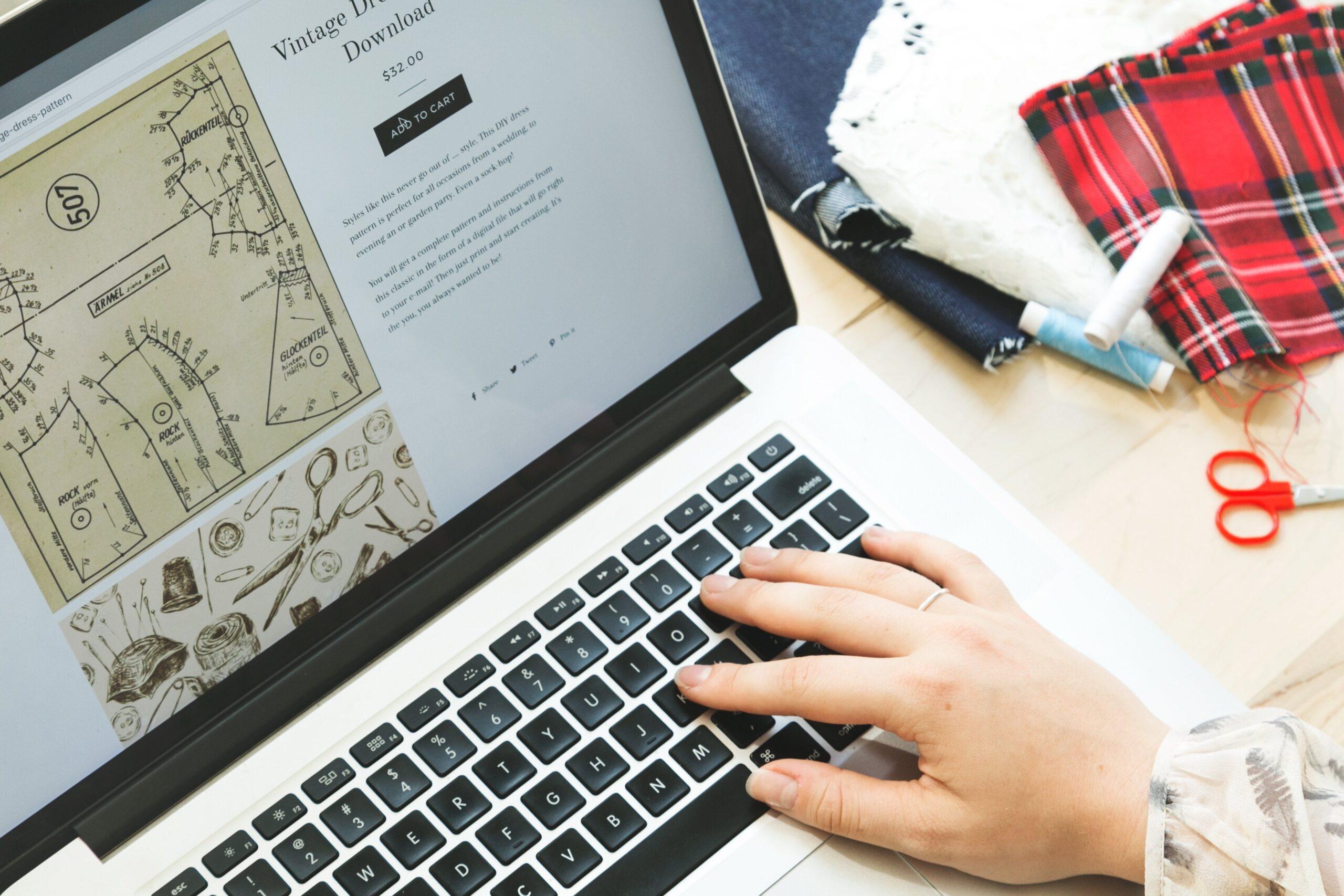 How do I create a successful small business website?