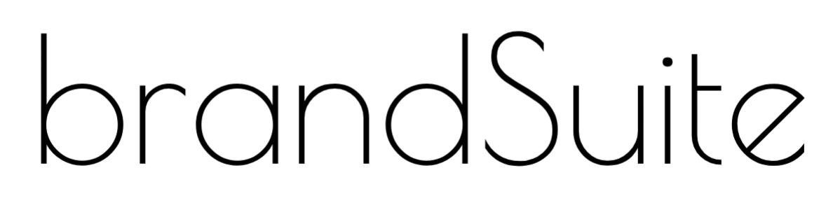 BrandarrowAgency brandSuite TextLogo Black